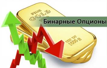 Золота на бинарном рынке
